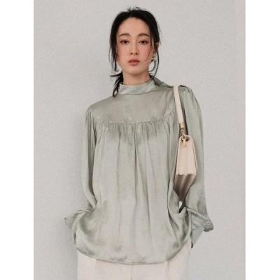 シャツ ブラウス maron blouse