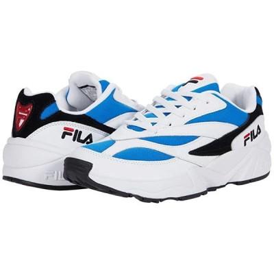 フィラ V94M メンズ スニーカー 靴 シューズ White/Electric Blue/Black