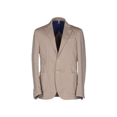 DOMENICO TAGLIENTE テーラードジャケット ドーブグレー 48 コットン 97% / ポリウレタン 3% テーラードジャケット