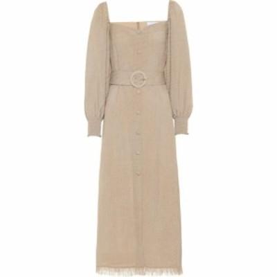 ナヌシュカ Nanushka レディース ワンピース ワンピース・ドレス Exclusive to Mytheresa - Miro dress natural