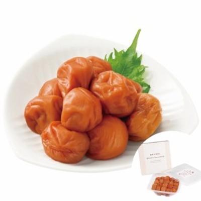 送料無料 中田食品 紀州産完熟南高梅 うす塩味600g 6976-574 /  お取り寄せ グルメ 食品 おすすめ