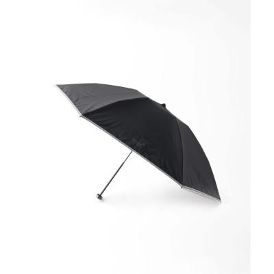 レディース ボイスフロムベイクルーズ 【Athena New York/アシーナニューヨーク】NohoStripe 折り畳み傘(ANY-23P)晴雨兼用 ブラック フリー