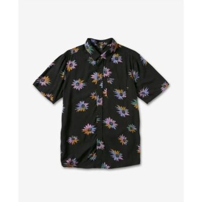 ボルコム メンズ シャツ トップス Men's Pleasure Cruise Short Sleeve Shirt