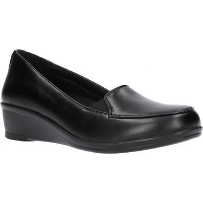 イージーストリート Easy Street レディース シューズ・靴 Velma Comfort Wedges Black