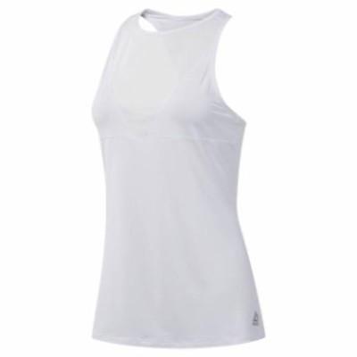 reebok リーボック フィットネス 女性用ウェア Tシャツ reebok c-activchill-tank