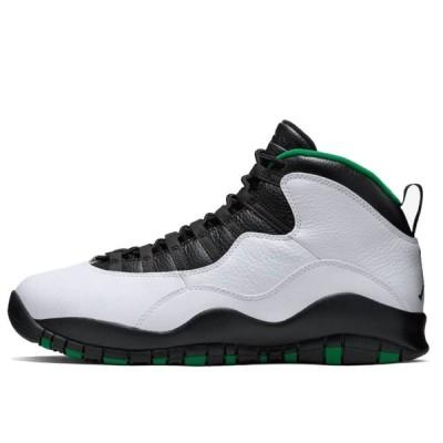 ナイキ エアジョーダン 10 レトロ シアトル 28cm Nike Air Jordan 10 Retro Seattle 310805-137 安心の本物鑑定