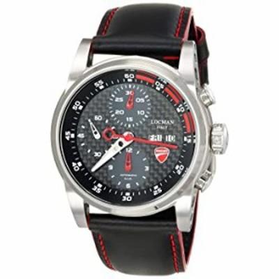 LOCMAN アナログクォーツ腕時計 ステンレススチールベルト クリア 20 モデル4573282437575