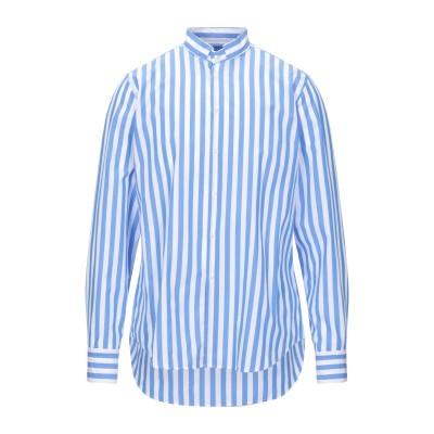 ALEXANDER シャツ アジュールブルー 41 コットン 100% シャツ