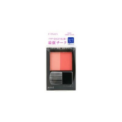 【※】 コーセー ファシオ(FASIO) ウォータープルーフ チーク PK-3 (ピンク系) ほお紅