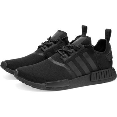 アディダス Adidas メンズ スニーカー シューズ・靴 x Pharrell Williams NMD_R1 Triple Black