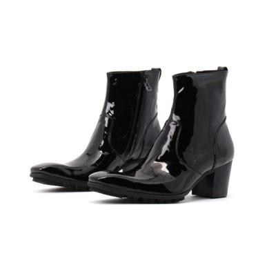 YOSUKE / 「YOSUKE/ヨースケ」メンズヒールアップショートブーツ MEN シューズ > ブーツ