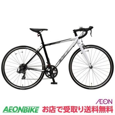 【お店受取り送料無料】KAGRA (カグラ) R-1-K ロードバイク 465mmサイズ ブラック/ホワイト 700C 外装14段変速