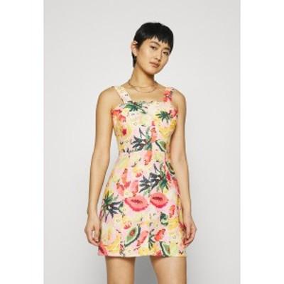 ファーム リオ レディース ワンピース トップス FRUTAS MINI DRESS - Day dress - multi multi