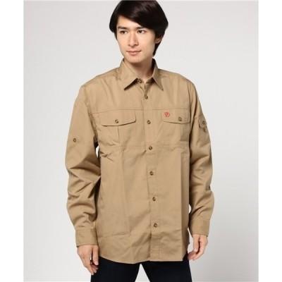シャツ ブラウス Singi Trekking Shirt (FJALLRAVEN/フェールラーベン)