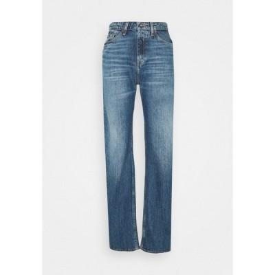 タイガー  オブ  スウェーデン ジーンズ デニムパンツ レディース ボトムス LORE - Straight leg jeans - medium blue