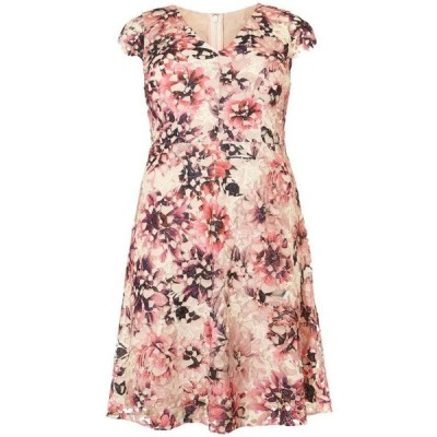 スタジオ8 Studio 8 レディース ワンピース ワンピース・ドレス Joselyn Printed Lace Dress Pink