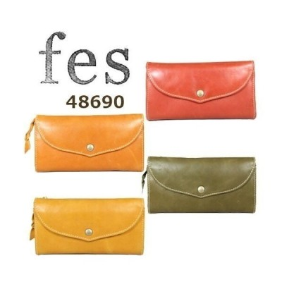 【fes/フェス】[正規品] 48690カウレザー長財布