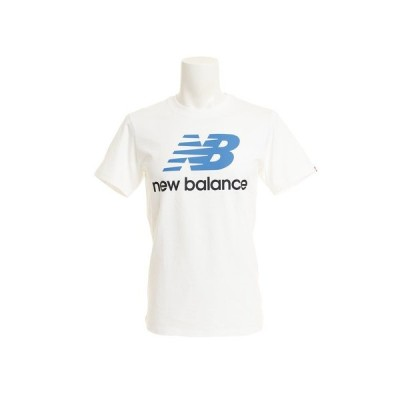 ニューバランス(new balance) スタックドロゴTシャツ AMT73587WM オンライン価格 (メンズ)