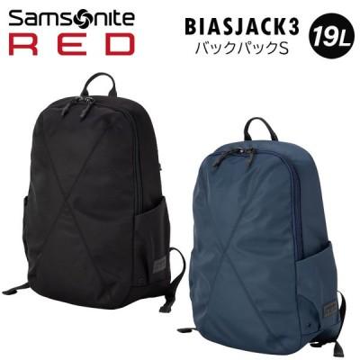 Samsonite RED サムソナイト・レッド BIASJACK3 バイアスジャック3 バックパックS HI0*001