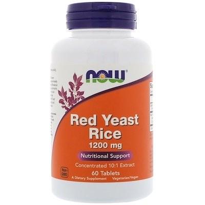 紅麹米、1200 mg、60粒