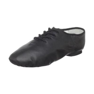 ダンス クラス レディース J103 Split ソレ ジャズ シューズ,ブラック,7.5 M US(海外取寄せ品)