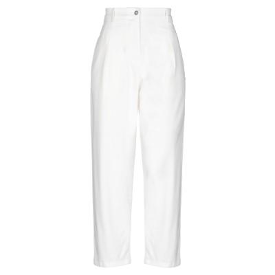 8PM パンツ ホワイト XS コットン 98% / ポリウレタン 2% パンツ