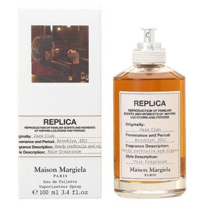 メゾン マルジェラ Maison Margiela レプリカ ジャズ クラブ オードトワレ EDT 100mL 【香水】