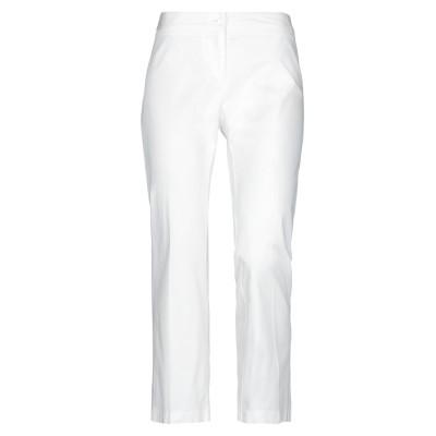 MÊME by GIAB'S パンツ ホワイト 40 コットン 98% / ポリウレタン 2% パンツ