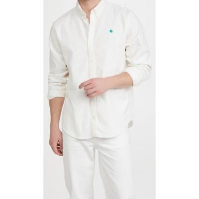 カーハート Carhartt WIP メンズ シャツ トップス Madison Cord Shirt Wax/Kingston