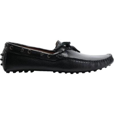 オット バイ ユークス 8 by YOOX メンズ ローファー シューズ・靴 loafers Black