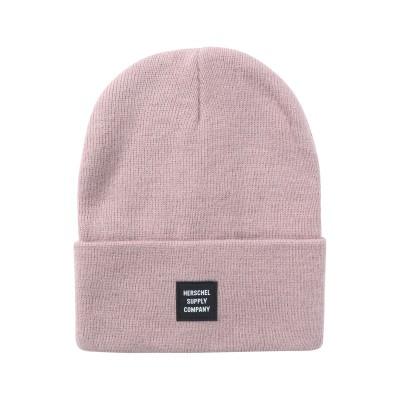 ハーシェル サプライ HERSCHEL SUPPLY CO. 帽子 ピンク one size アクリル 100% 帽子