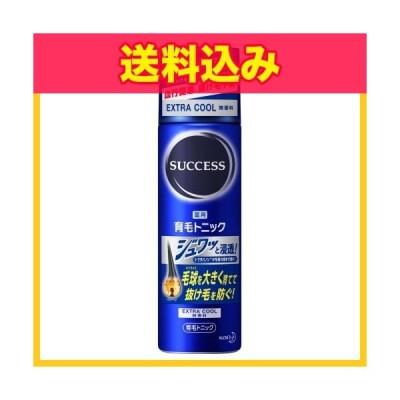 【医薬部外品】サクセス 薬用育毛トニック エクストラクール無香料 180g