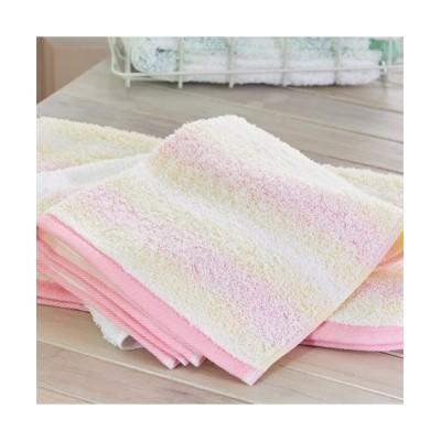泉州タオル ぐんぐんぐんぐん吸い取るフェイスタオル同色2枚セット フェイスタオル, Towels(ニッセン、nissen)