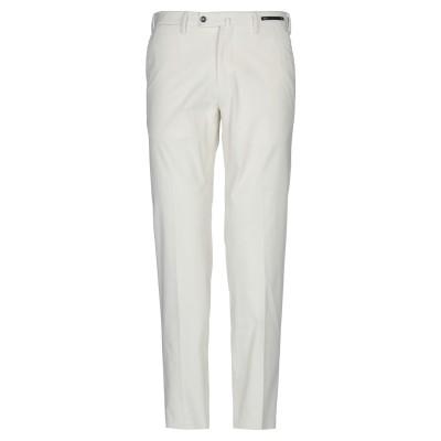 PT Torino パンツ ホワイト 52 コットン 98% / ポリウレタン 2% パンツ