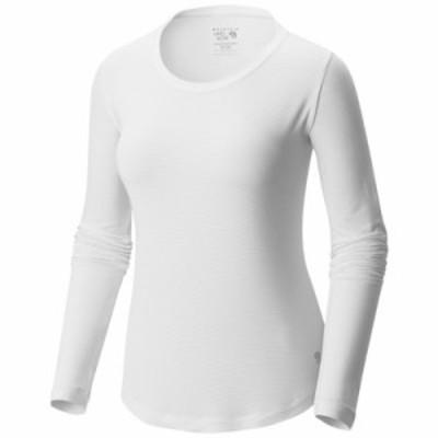 マウンテンハードウェア その他トップス Wicked Lite L/S Shirt White