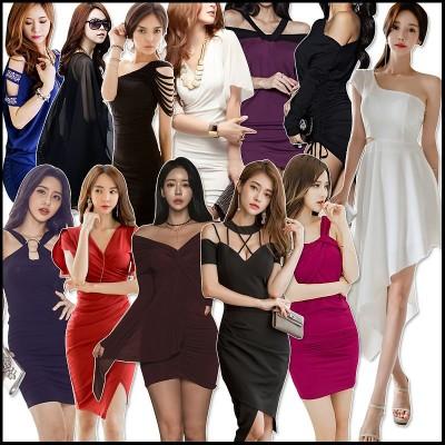 2020最新作チャイナドレス/高級でセクシーなワンピース/ファッション レース ノースリーブ ワンピース セクシー ドレス 制服ミニスカート ワンピ ナイトク
