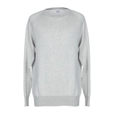 アスペジ ASPESI スウェットシャツ ライトグレー 48 コットン 100% スウェットシャツ