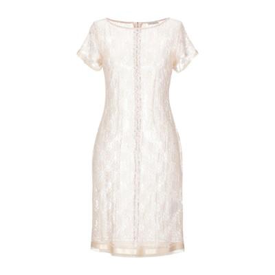 CRISTINAEFFE ミニワンピース&ドレス ライトピンク 44 ポリエステル 100% ミニワンピース&ドレス