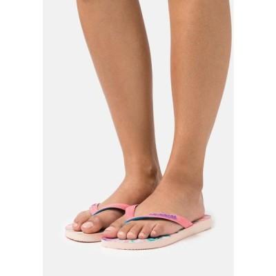 ハワイアナス レディース 靴 シューズ TOP FASHION - Pool shoes - ballet rose