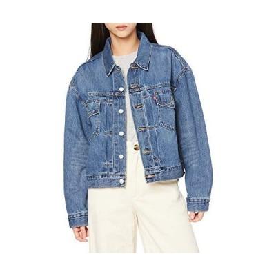 [リーバイス] デニムジャケット NEW HERITAGE TRUCKER レディース 36757-0000 TURN THE TIDE U