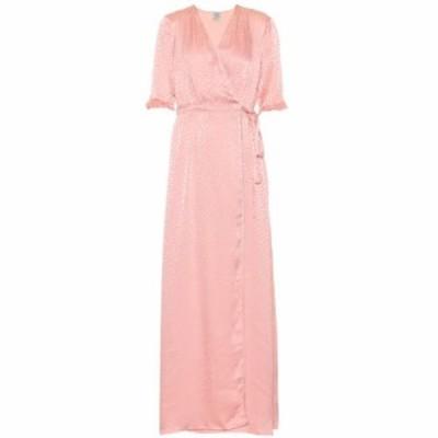 バウム ウンド ヘルガーデン Baum und Pferdgarten レディース ワンピース ワンピース・ドレス Adelita dotted silk jacquard dress Mell