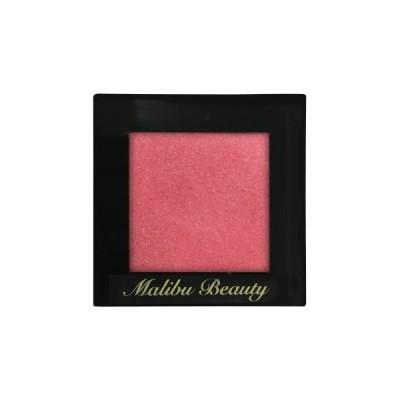 マリブビューティー シングルアイシャドウ レッドコレクション01 MBRD-01 アップルレッド (1.6g)