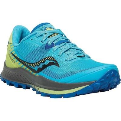 サッカニー Saucony レディース ランニング・ウォーキング シューズ・靴 Peregrine 11 Shoe Royal/Limelight