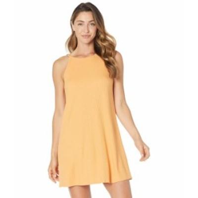 オニール レディース ワンピース トップス Morette Solid Dress Apricot