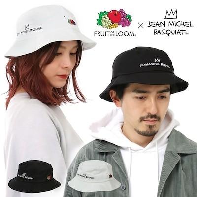 FRUIT OF THE LOOM バケットハット BASQUIAT バスキア BUCKET HAT