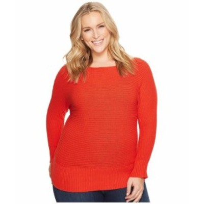 Lucky Brand ラッキーブランド 服 スウェット Plus Size Off Shoulder Sweater