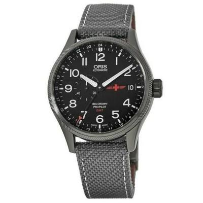 腕時計 オリス メンズ Oris Big Crown ProPilot REGA Limited  Men's Watch 01 748 7710 4284-Set