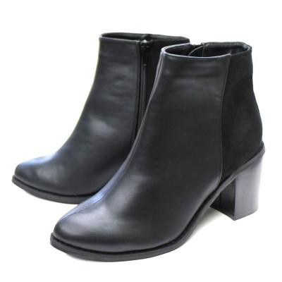 amiami アミアミ サイドゴア ショート ブーツ
