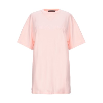 アルベルタ フェレッティ ALBERTA FERRETTI T シャツ ピンク XS コットン 100% T シャツ