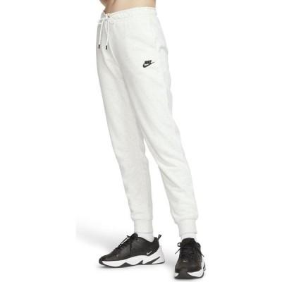 ナイキ NIKE レディース ボトムス・パンツ Sportswear Essential Fleece Pants Birch Heather/Black